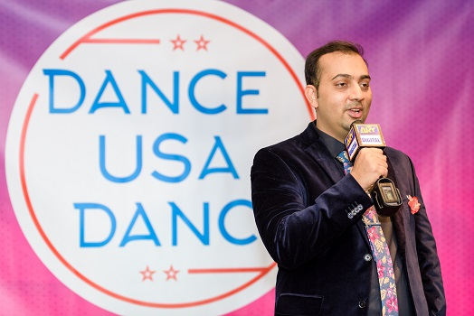 Nabeel Shams, Creative Director of Dance USA Dance